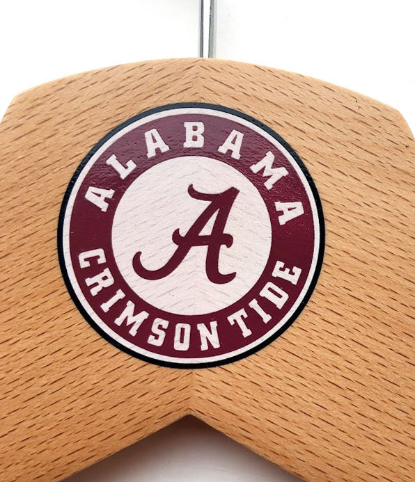 Wooden Alabama Natural Deluxe Shirt - from $2.80 each