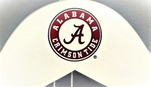 Wooden Alabama Baby White Top- from $2.30 each