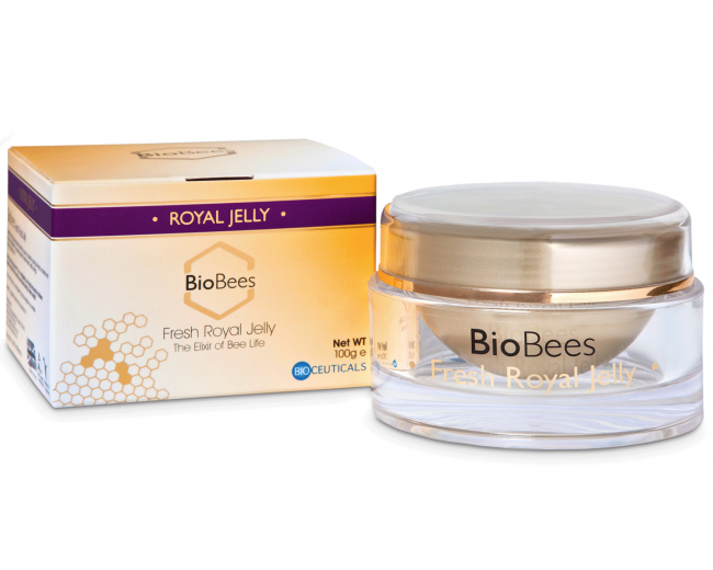 BioBees® Fresh Royal Jelly 100g
