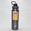 #96 - Stainless Steel Silver Takeya Water Bottle - Rather Be At NKOTB Concert