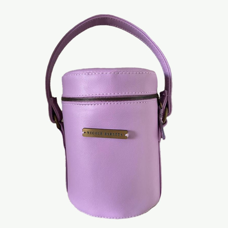 Basket Bag Lilla