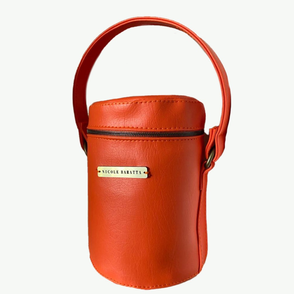 Basket Bag Arancione