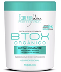 Anti-volume and Anti-frizz Ultra Hydratant Btox Organique 1kg - Forever Liss