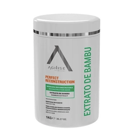 Bambou Cream Agi Hydratation 1L - Agilise Professional