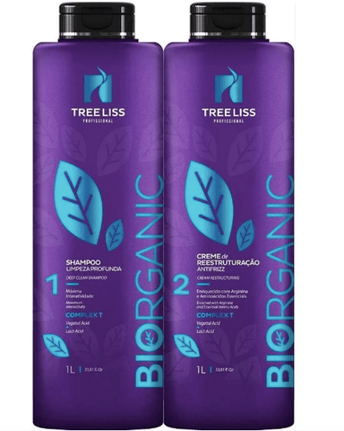 Lissage Brésilien Naturel  Tree Liss