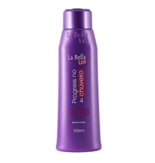 Brazilian Straightening Treatment Shower Progressive Mask 500ml - La Bella Liss