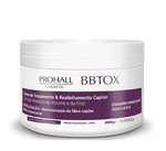 Capillary Bbtox Max Repair Absolute Volume and Frizz Control Mask 300g - Prohall