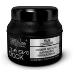 Deep Hydration Intensive Black Toning Conditioner Mask 250g - Forever Liss