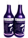 Hair Active Streight Argentina Progressive Brush Kit 2x1L - Cosmetica Argentina