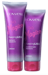 Liso Mágico Perfect Smooth Kit Shampoo and Conditioner Hair Treatment - Lowell