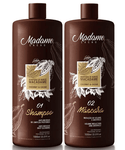 "Madame Cocoa Progressive Brush ""Perfect Wire"" 2x1L - MadameLis"