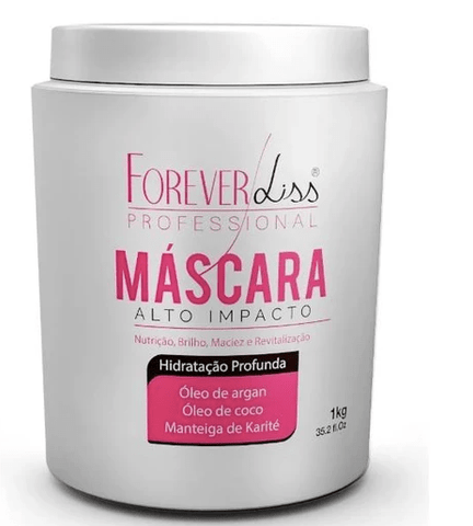 Masque Hydratant Fort Impact 1kg - Forever Liss
