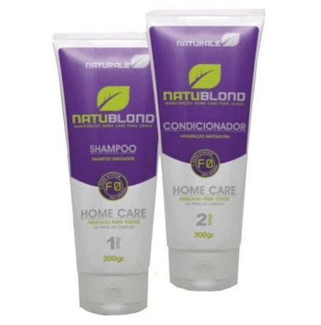Natublond Nuanced Calendula Home Care Maintenance 2x300 - Naturale