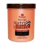 Natural Actives Nutri Force Capillary Manioc Cassava Almonds Mask 1Kg - Natureza