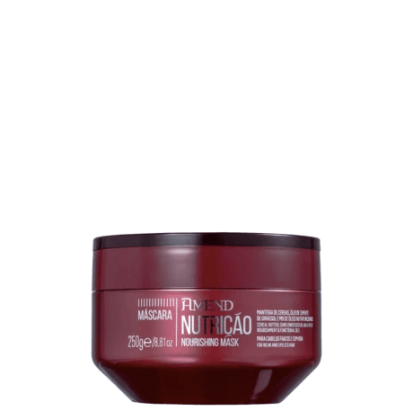 Nourishing Mask - Hair Mask 250g - Amend