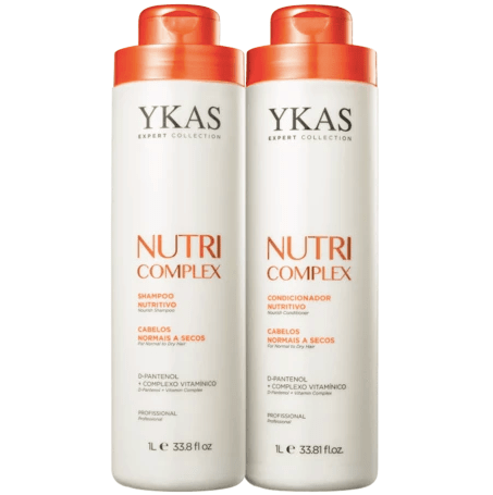 Nutri Complex Kit Salon Duo (2 Products) - YKAS