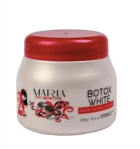 Ojon Keratin Macadamia Botox White Hair Treatment Mask 250g - Maria Escandalosa