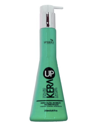 Professional Keratin Hair Treatment Kera Up Cauterizer Sealant 250ml - Sphair