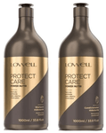 Protect Care Treatment Kit Shampoo and Conditioner Power Nutri 2x1000ml - Lowell