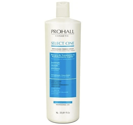 Select One Realignment Thermal Crystallization Treatment Hair Mask 1L - Prohall