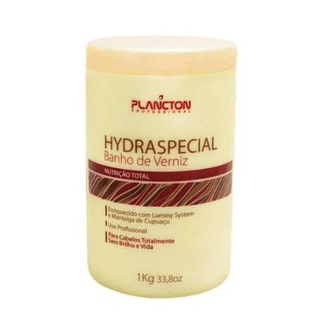 Special Total Nutrition Hydration Mask Varnish Bath 1Kg - Plancton Professional
