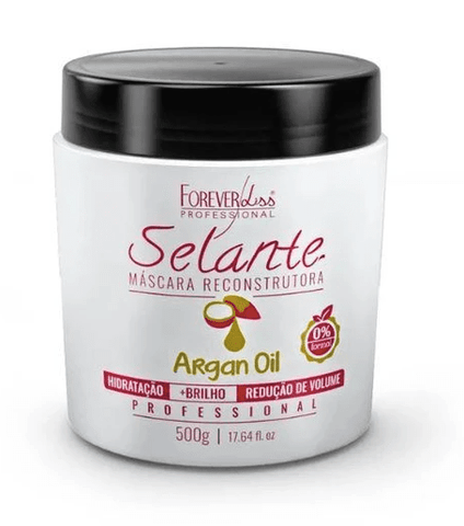 Thermal Sealant Argan Oil Reconstructor Mask 500g - Forever Liss