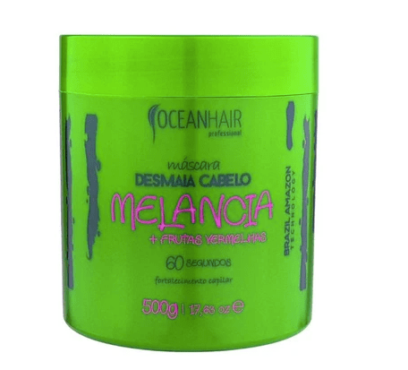 "Watermelon Mask ""Faints Hair"" 60 seconds 500g - Ocean Hair"