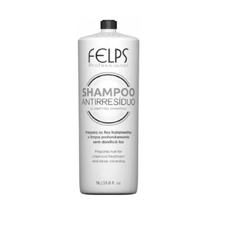 Xmix Anti Residue Shampoo 1000ml - Felps
