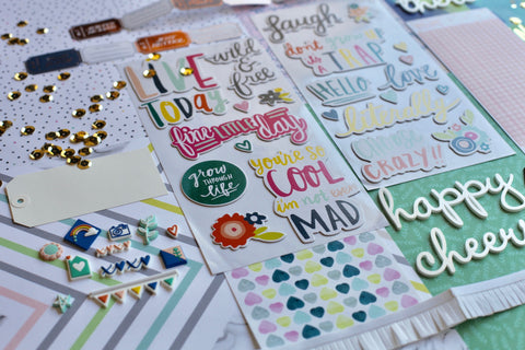 July Kit Smile More Subscription