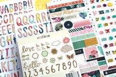 February Embellishment Add-on: Tell It