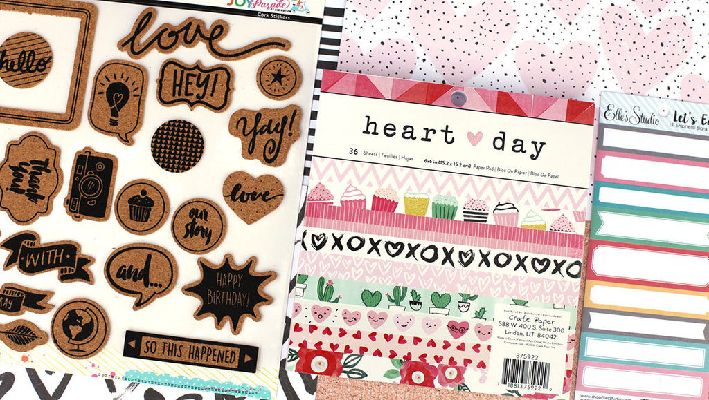 January Embellishment Add-on: True Love