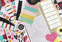 Single Kit: January Love Notes