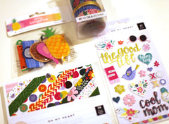 March Embellishment Add-on: Have Fun
