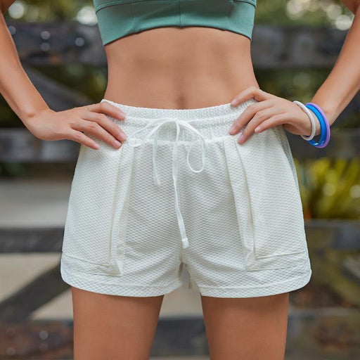 Fitness Quick-drying Two-piece Shorts - Ahanova Sports