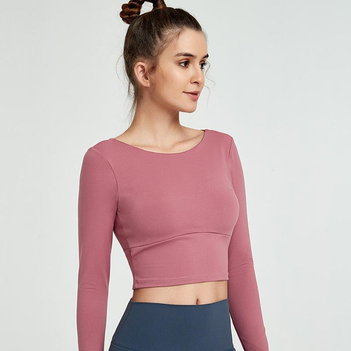 Sexy Strapless Sport Top