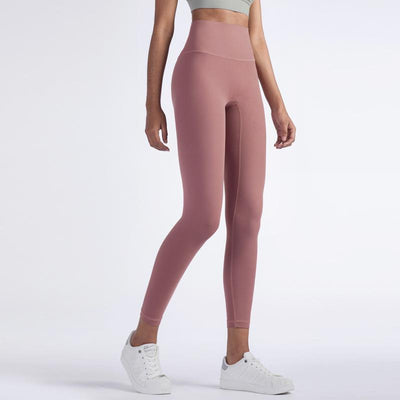 Skin-friendly Lifting Hips Leggings - Ahanova Sports