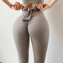 Load image into Gallery viewer, Stylish Casual Quick-Dry Yoga Peach Lift Leggings - Ahanova Sports