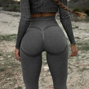 Sexy Stretch Peach Lift Tight Leggings - Ahanova Sports