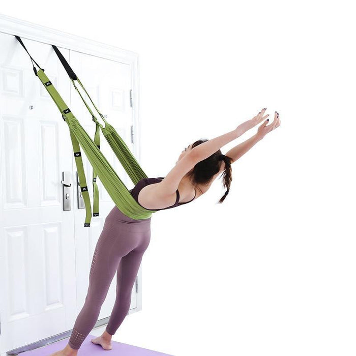 Waist inversion  Stretch Yoga Swing Rope