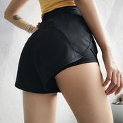 Two Piece Sports Shorts - Ahanova Sports