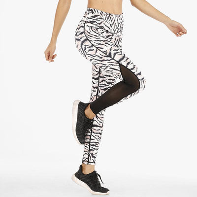 Hip Lifting Fitness Super Stretchy Gym Leggings - Ahanova Sports