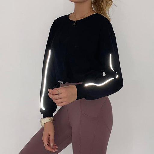 Tight Sexy Fitness Training Long Sleeves