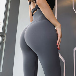 High Waist Stretch Workout Leggings - 7 Colors - Ahanova Sports