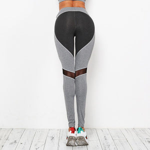 Peach Heart Shaped Sports Yoga legging - Ahanova Sports