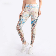 Hot Sale Designer Printed Sports Leggings - Ahanova Sports