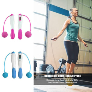 Fitness Cordless Skipping Rope - Ahanova Sports