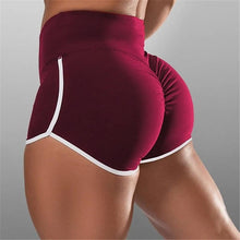 Load image into Gallery viewer, Slimming Built Gym Booty Shorts - Ahanova Sports