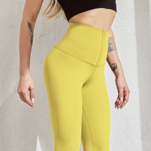 Load image into Gallery viewer, High Waist Stretch Workout Leggings - 7 Colors - Ahanova Sports