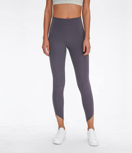 Naked-feel Butter Soft High Waist Sport Leggings - Ahanova Sports