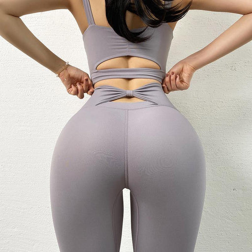 High Waist Pure Colour Yoga Legging